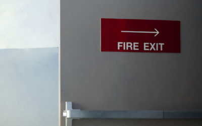 4 SIGNS YOU NEED A NEW EVACUATION MAP