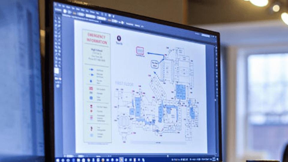 Security Map Design