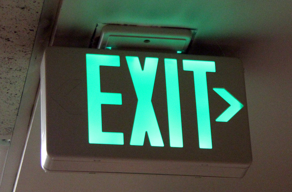 OSHA Requirements on Emergency Exit Routes