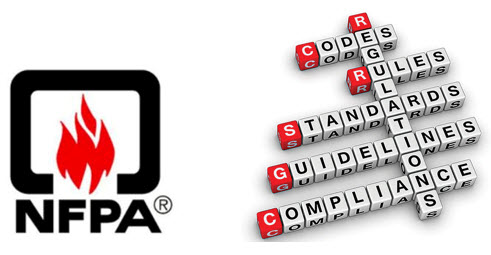 NFPA Codes and Standards