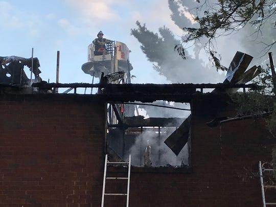 Fairfield Apartment Fire