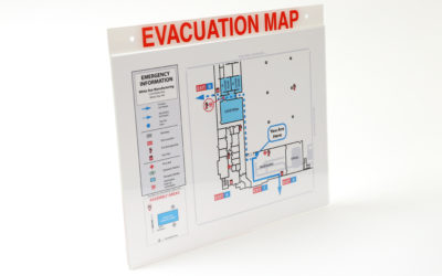 Fire Evacuation Map Illustration From the Experts