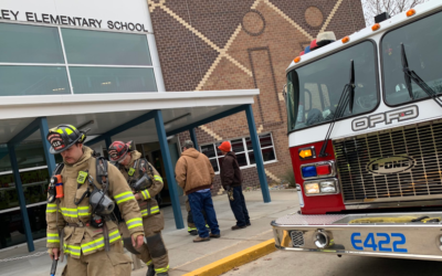 Elementary School Fire Causes Brief Evacuation