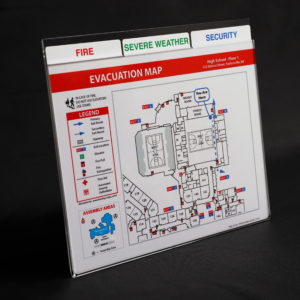Tabbed Safety Maps