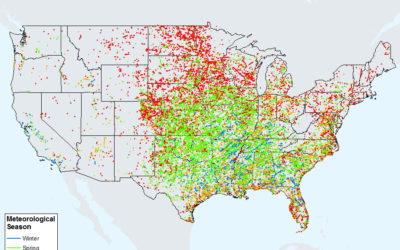 Severe Weather Emergencies and Safety Maps