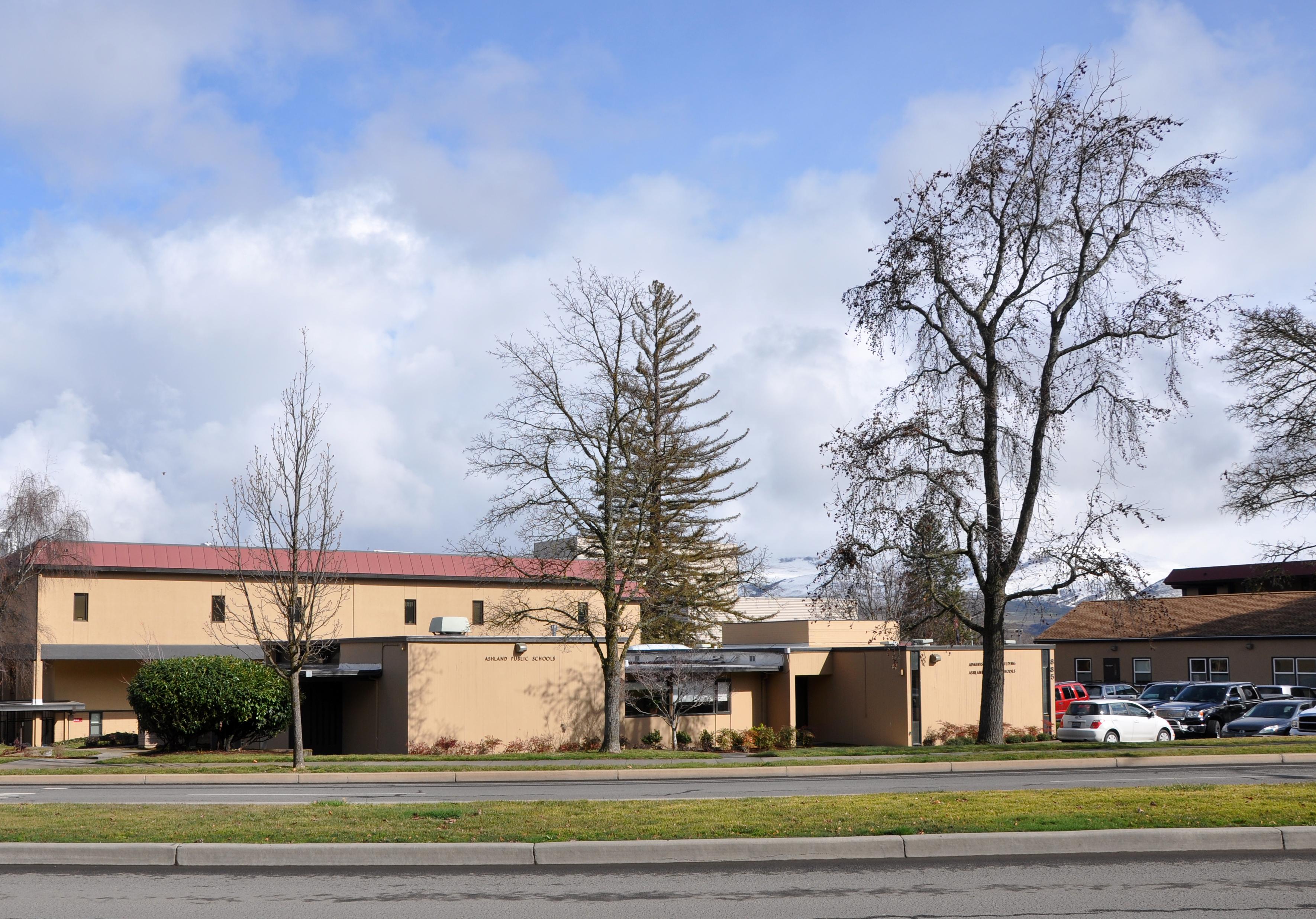 School Admin Building