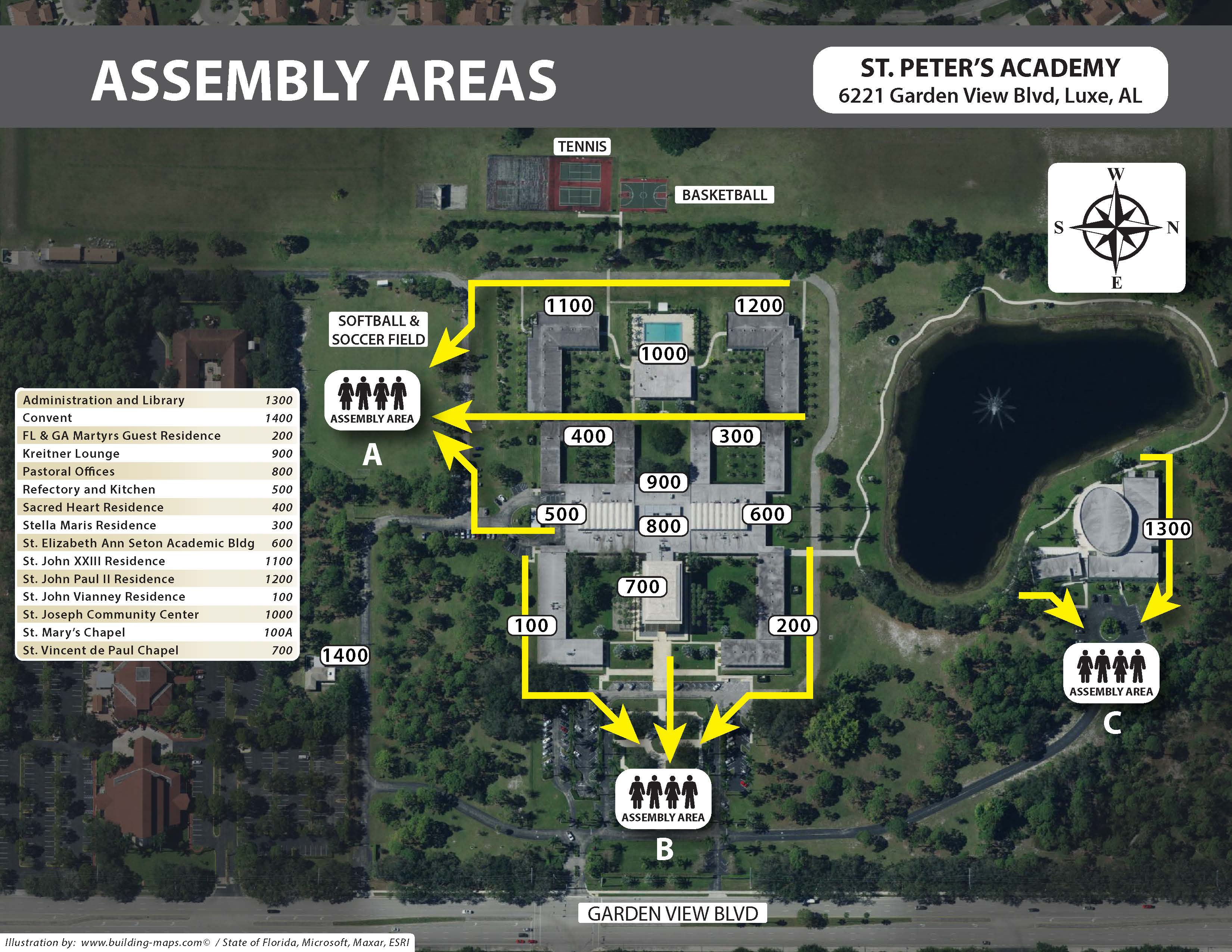 Assembly Map