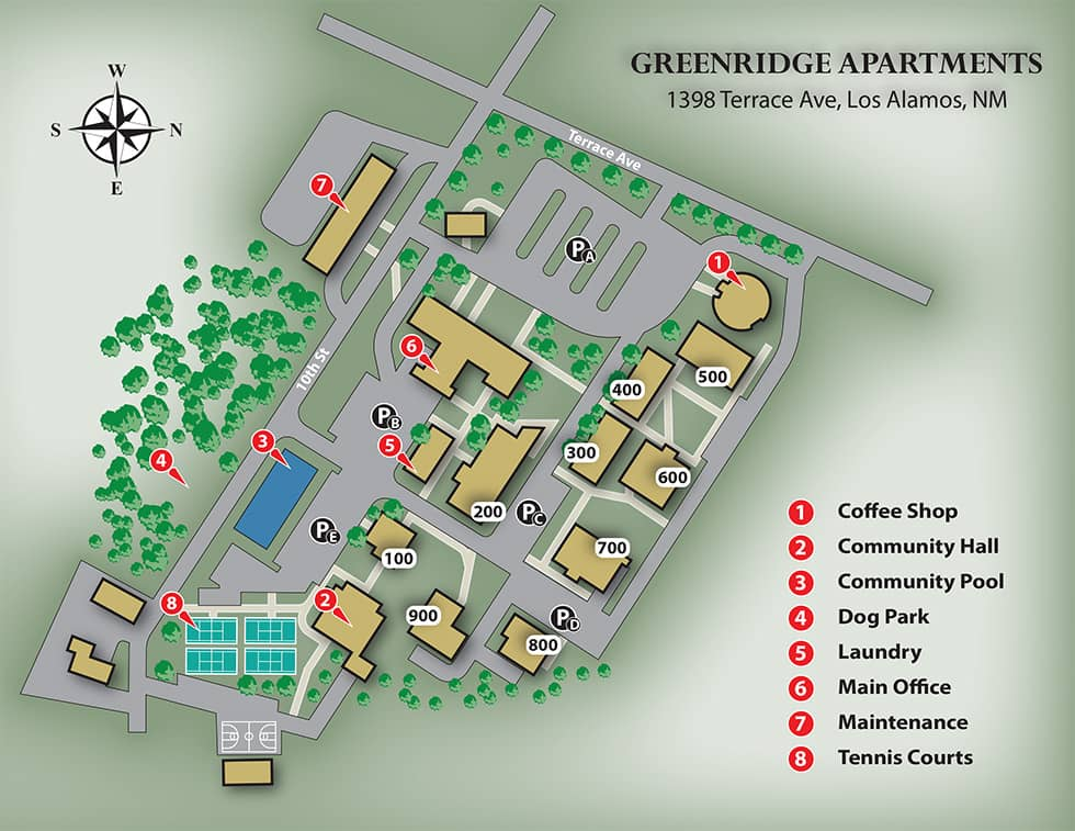 Campus Map Complex