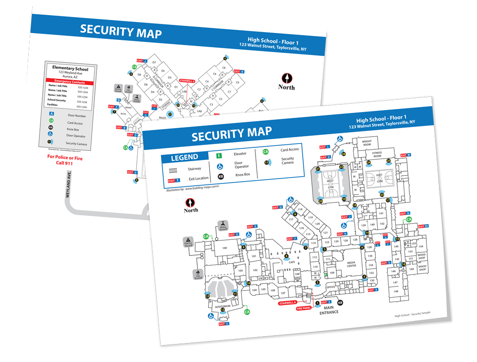 Security Maps