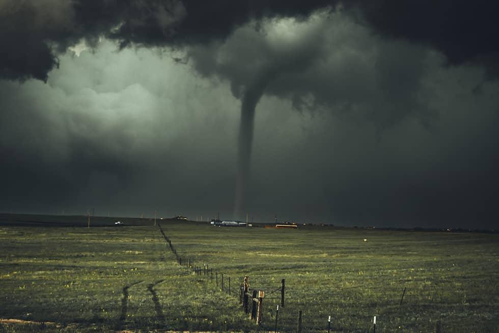 Tornado Shelter Areas